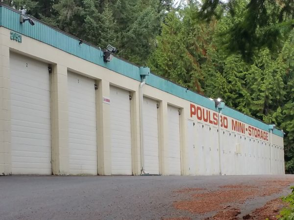 Poulsbo Mini Storage Lowest Rates Selfstorage Com