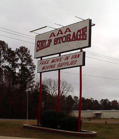 AAA Self Storage - HWY 69 4339 US Highway 69 N Lufkin, TX - Photo 2