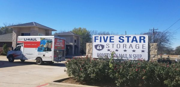 Five Star Storage - Van Alstyne 12384 Fm 121 Van Alstyne, TX - Photo 0
