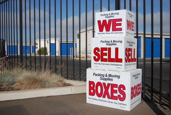 Fortress Secure Mini Storage - Santa Maria 1281 Furukawa Way Santa Maria, CA - Photo 6