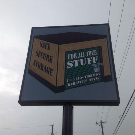 Stuff Safe Secure Storage 2933 Junction Highway Kerrville, TX - Photo 0
