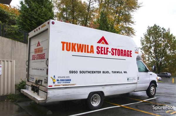 Tukwila Self Storage 5950 Southcenter Boulevard Tukwila, WA - Photo 1