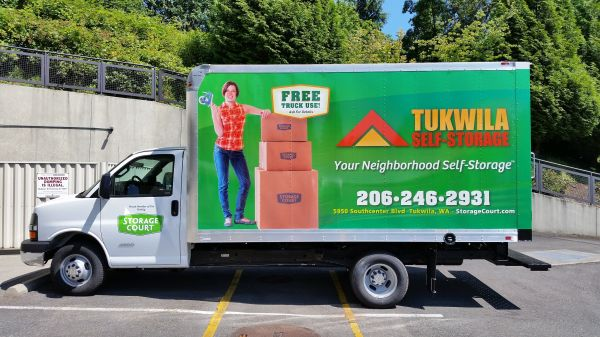 Tukwila Self Storage 5950 Southcenter Boulevard Tukwila, WA - Photo 11