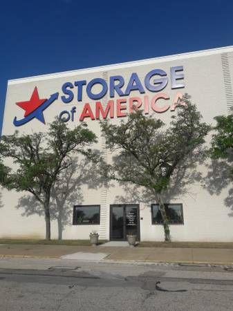 Storage of America - Akron Main