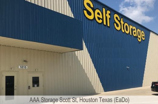 AAA Storage Scott St 1815 Edmundson Street Houston, TX - Photo 0