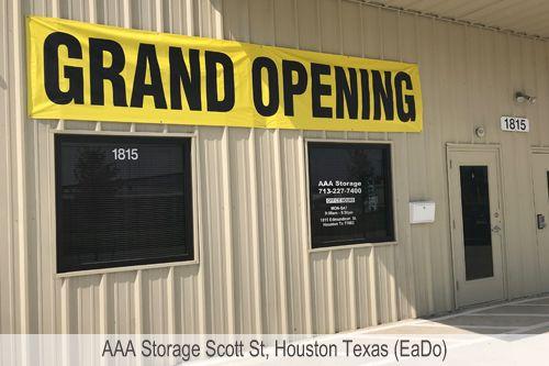 AAA Storage Scott St 1815 Edmundson Street Houston, TX - Photo 1