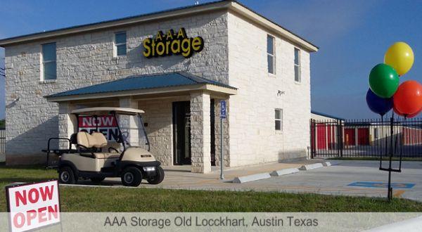 AAA Storage Old Lockhart 9810 Old Lockhart Highway Austin, TX - Photo 0