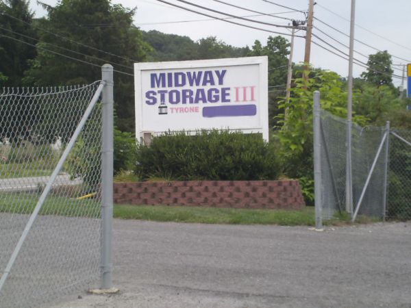 Midway Storage III 13827 South Eagle Valley Road Tyrone, PA - Photo 0
