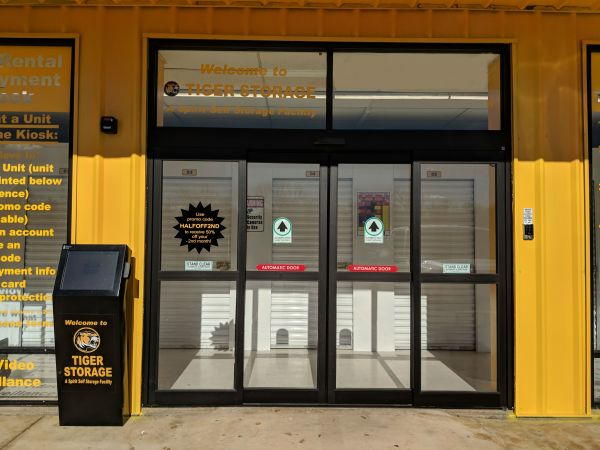 Spirit Self Storage - Tiger Storage: Mt. Pleasant, TX / 903. 500.2343 901 East Ferguson Road Mount Pleasant, TX - Photo 8