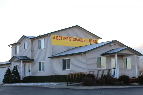 A Better Storage Solution 995 North Boulder Court Post Falls, ID - Photo 0