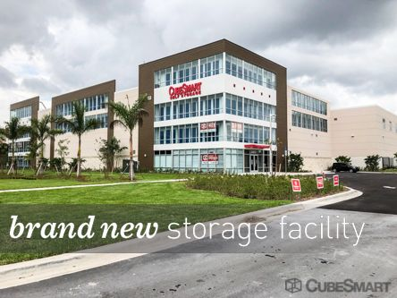 CubeSmart Self Storage - Davie - 5600 S University Dr 5600 South University Drive Davie, FL - Photo 0