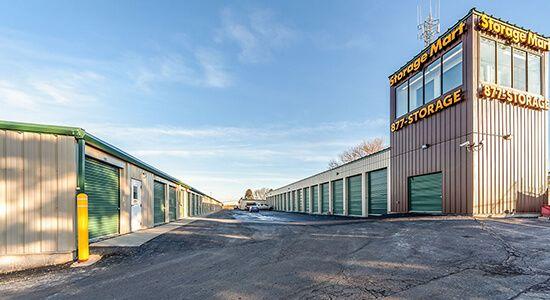 StorageMart - 102nd St & Maple St