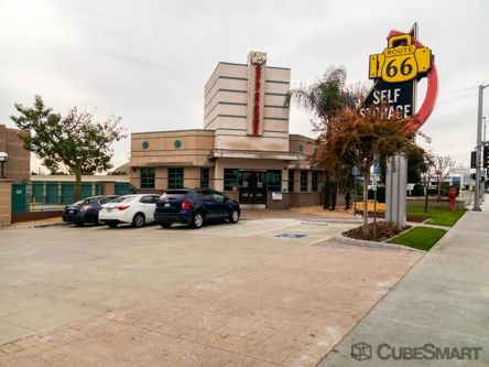 Route 66 Self Storage of Pomona 450 East Foothill Boulevard Pomona, CA - Photo 0
