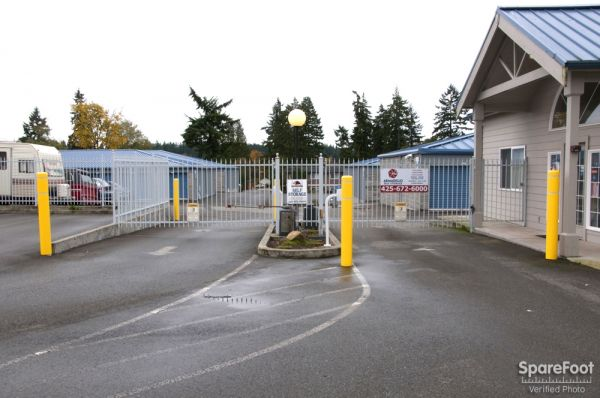 Armadillo Self Storage 23031 Washington 99 Edmonds, WA - Photo 1