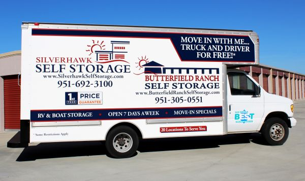 Silverhawk Self Storage 30470 Commerce Court Murrieta, CA - Photo 1