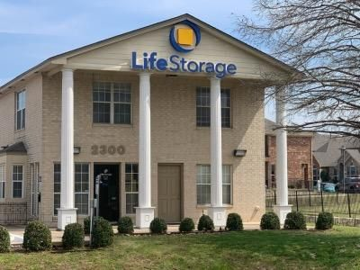 Life Storage - Carrollton - 2300 Old Denton Road 2300 Old Denton Road Carrollton, TX - Photo 0