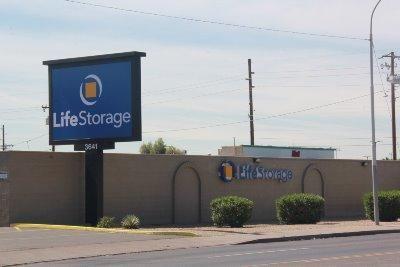Life Storage - Phoenix - 3641 West Camelback Road 3641 West Camelback Road Phoenix, AZ - Photo 2