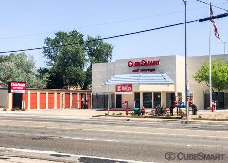 CubeSmart Self Storage - Orangevale - 6108 Hazel Ave 6108 Hazel Avenue Orangevale, CA - Photo 0
