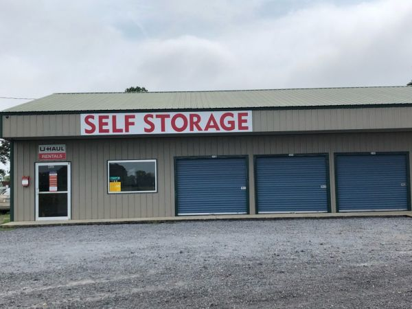 Tigers Eye Self Storage @ Gaston 460 S Main St Gaston, SC - Photo 1