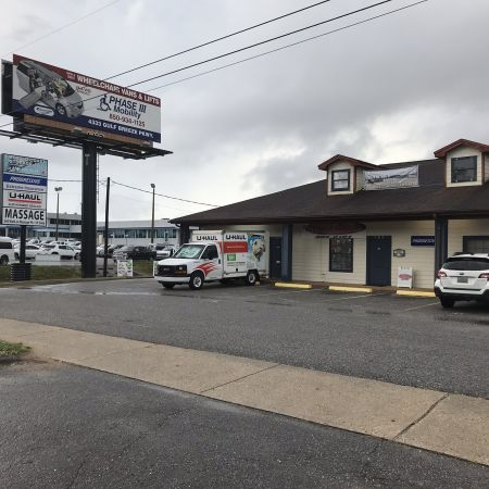 Emerald Coast Storage and U-Haul- New Warrington 121 North New Warrington Road Pensacola, FL - Photo 0