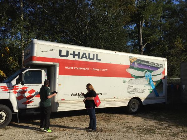 Emerald Coast Storage and U-Haul- New Warrington 121 North New Warrington Road Pensacola, FL - Photo 4