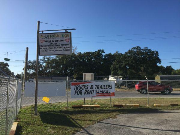 Emerald Coast Storage and U-Haul- New Warrington 121 North New Warrington Road Pensacola, FL - Photo 2