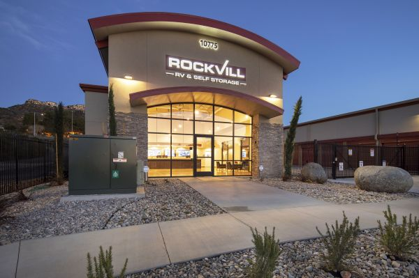 Rockvill RV & Self Storage 10775 Rockvill Street Santee, CA - Photo 0
