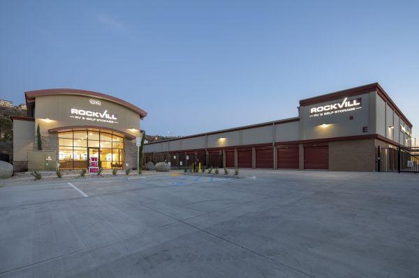 Rockvill RV & Self Storage 10775 Rockvill Street Santee, CA - Photo 1