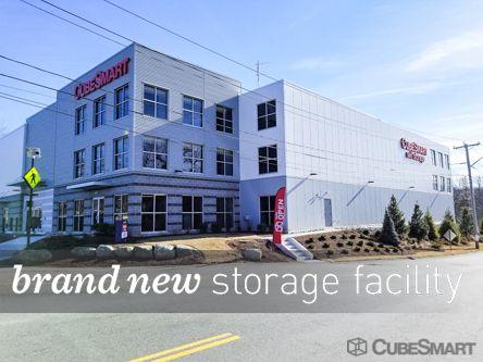 CubeSmart Self Storage - Stoughton - 104 Page St 104 Page Street Stoughton, MA - Photo 0
