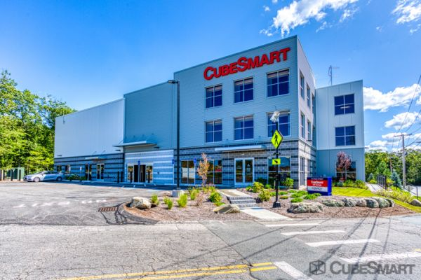 CubeSmart Self Storage - Stoughton - 104 Page St 104 Page Street Stoughton, MA - Photo 0
