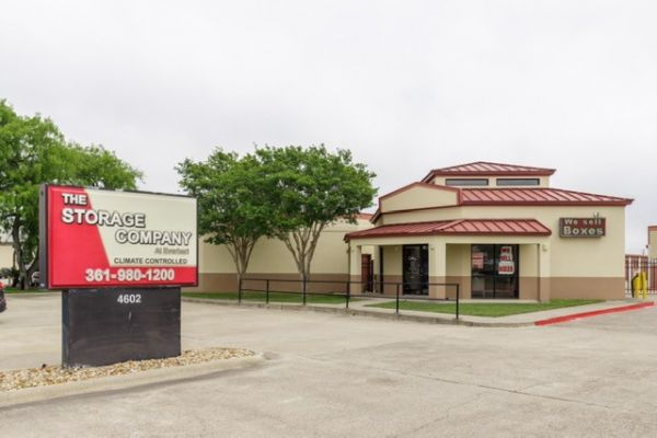 The Storage Company @ Everhart 4602 Everhart Road Corpus Christi, TX - Photo 0