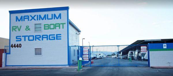 Maximum RV Storage, Lake Mead 4440 East Lake Mead Boulevard Las Vegas, NV - Photo 0