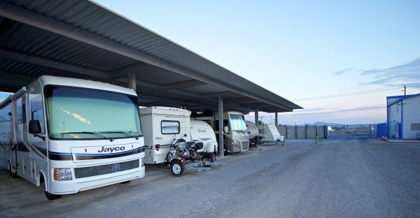 Maximum RV Storage, Lake Mead 4440 East Lake Mead Boulevard Las Vegas, NV - Photo 1