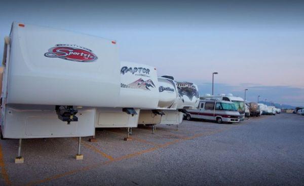 Maximum RV Storage, Lake Mead 4440 East Lake Mead Boulevard Las Vegas, NV - Photo 2