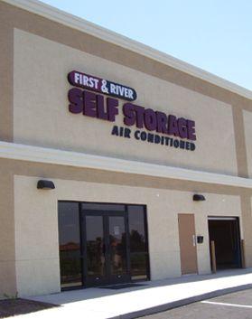 First and River Self Storage, Tucson 4980 North 1st Avenue Tucson, AZ - Photo 0