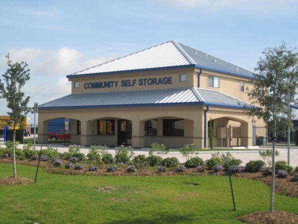 Community Self Storage - Cypress - 8300 Fry Rd. 8300 Fry Road Cypress, TX - Photo 0