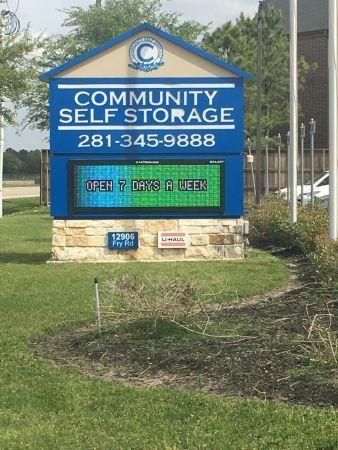 Community Self Storage - Cypress Center - 12906 Fry Rd. 12906 Fry Road Cypress, TX - Photo 6