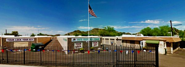 North Phoenix Self Storage 9850 North Cave Creek Road Phoenix, AZ - Photo 0