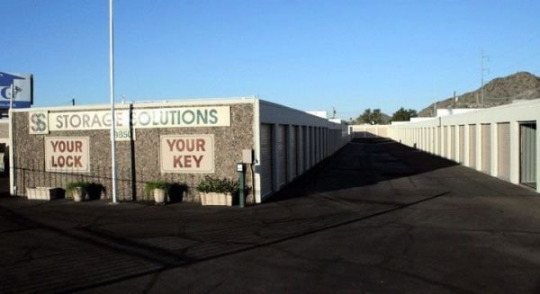 North Phoenix Self Storage 9850 North Cave Creek Road Phoenix, AZ - Photo 3