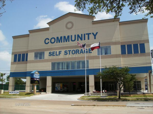 Community Self Storage - Memorial / Galleria - 2101 S. Voss 2101 South Voss Road Houston, TX - Photo 2