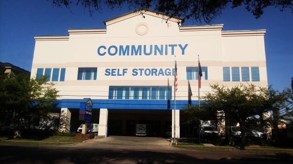 Community Self Storage - Memorial / Galleria - 2101 S. Voss 2101 South Voss Road Houston, TX - Photo 0