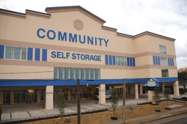 Community Self Storage - Inner Loop 2515 Washington Avenue Houston, TX - Photo 0