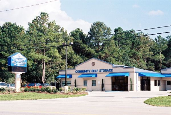 Community Self Storage - Spring 4155 Louetta Road Spring, TX - Photo 0