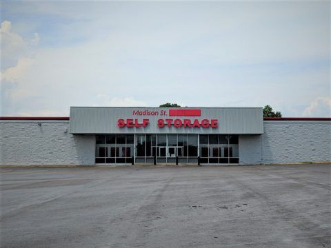 Madison St. Self Storage 1115 Madison Street Shelbyville, TN - Photo 0
