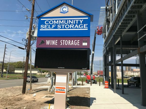 Community Self Storage - Bellaire / West U / Galleria 5611 South Rice Avenue Houston, TX - Photo 1