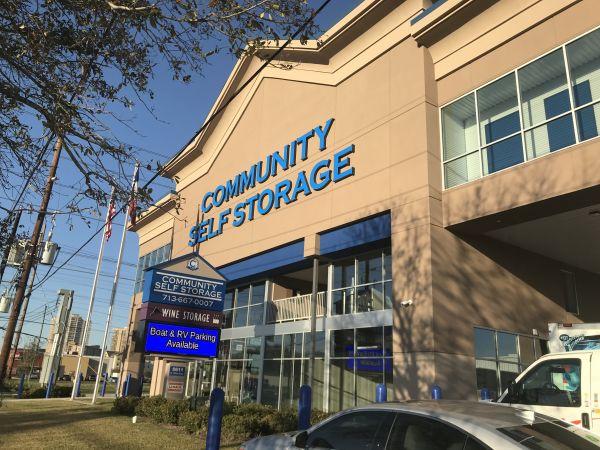 Community Self Storage - Bellaire / West U / Galleria - 5611 S. Rice Ave. 5611 South Rice Avenue Houston, TX - Photo 1