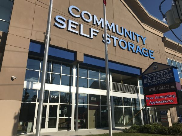 Community Self Storage - Bellaire / West U / Galleria - 5611 S. Rice Ave. 5611 South Rice Avenue Houston, TX - Photo 17