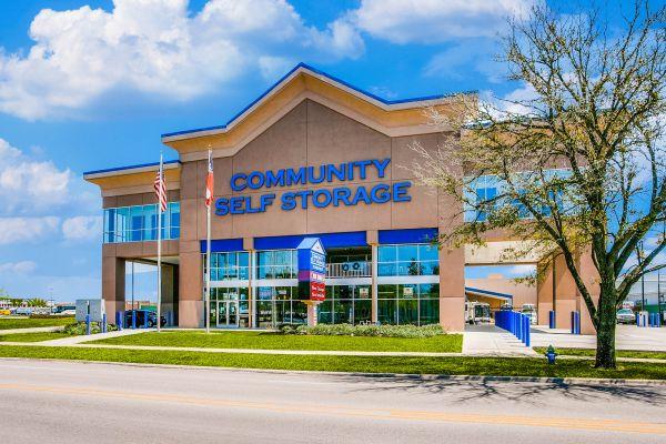 Community Self Storage - Bellaire / West U / Galleria - 5611 S. Rice Ave. 5611 South Rice Avenue Houston, TX - Photo 0