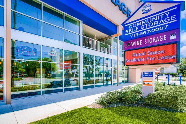 Community Self Storage - Bellaire / West U / Galleria - 5611 S. Rice Ave. 5611 South Rice Avenue Houston, TX - Photo 21