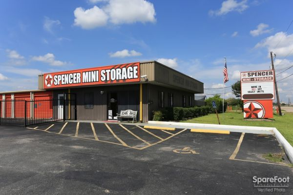 Spencer Mini Storage 11220 Spencer Highway La Porte, TX - Photo 0